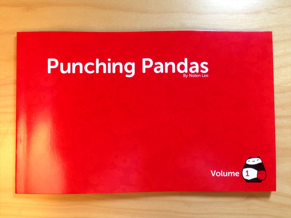 Punching Pandas, Vol.01