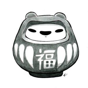 Daruma Panda