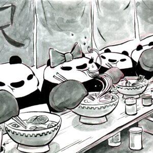 Ramen Pandas