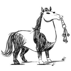 20200323_ScribbleTime__0001_Panda Horse