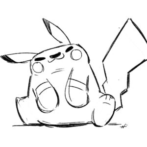 20200507_ScribbleTime_Pokemon_08_Pikachu