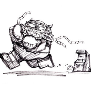 20200513_ScribbleTime_Transformers_8.5x11_Bumblebee