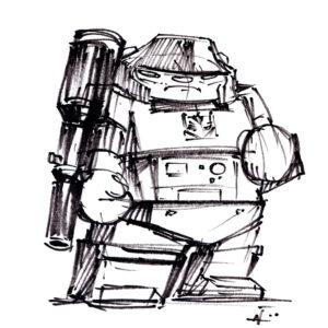 20200513_ScribbleTime_Transformers_8.5x11_Megatron