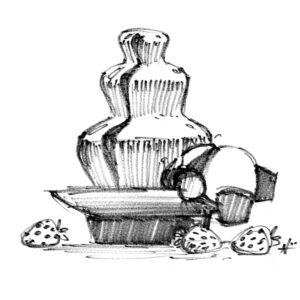 20200522_ScribbleTime_Desserts_10_FondueFountain