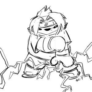 20200609_ScribbleTime_Naruto_03_Sasuke